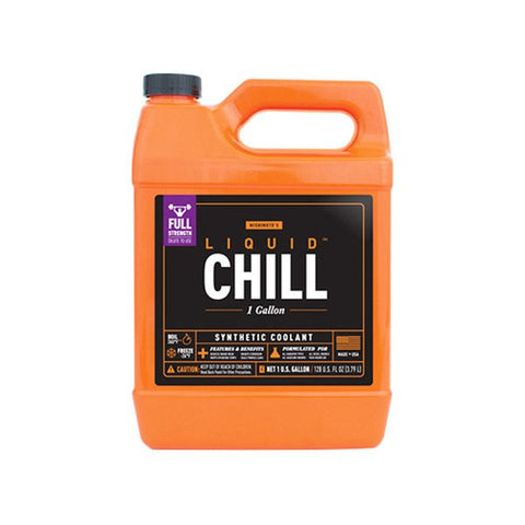 Mishimoto Liquid Chill Synthetic Engine Coolant Full Strength - 1 Gallon