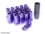 Muteki SR48 Open End Lug Nuts - 12x1.25
