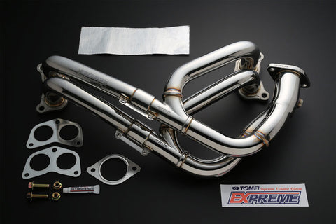 Tomei Expreme Equal Length Exhaust Header - 86