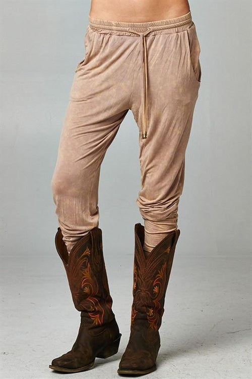 Relaxed Loose Fit Jogger Front View