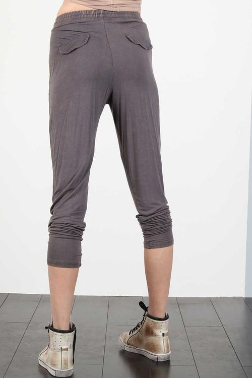Relaxed Loose Fit Jogger Back View