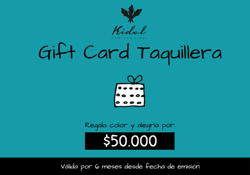 Gift Card - Un Engañito