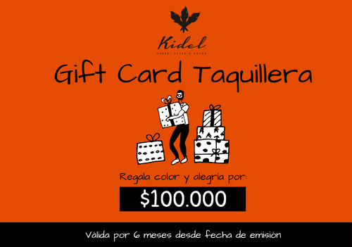 Gift Card -  Afírmate!