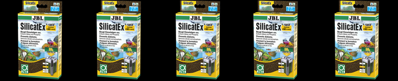 JBL Silicate Removers
