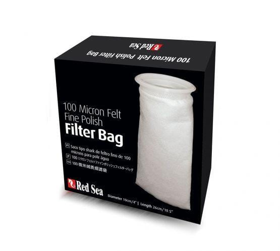 Red Sea 100 Micron Felt Fine Polish Filter Sock Bag