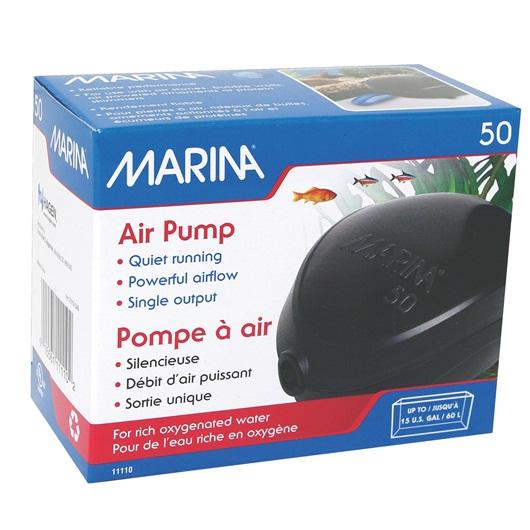 Marina 50 Air Pump-Aeration-Lincs Aquatics Ltd