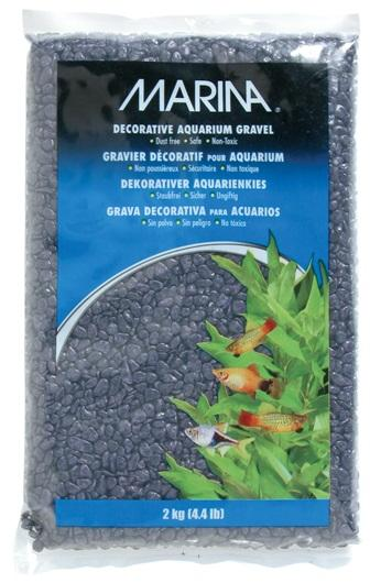 Marina Decorative Aquarium Gravel Purple 2kg-Substrates-Lincs Aquatics Ltd