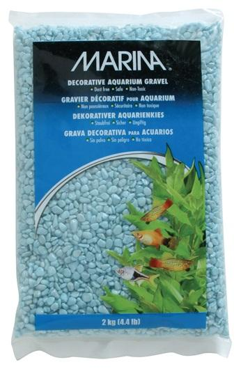 Marina Decorative Aquarium Gravel Surf 2kg-Substrates-Lincs Aquatics Ltd