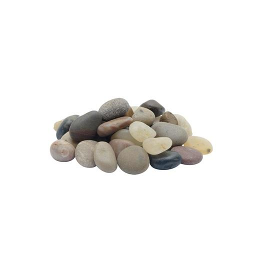 Marina Decorative Aquarium Natural Beach Pebble 2kg-Substrates-Lincs Aquatics Ltd