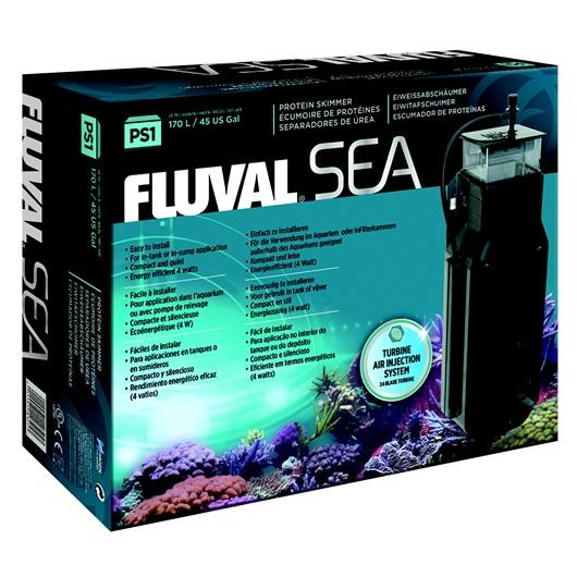 Fluval Sea PS1 Protein Skimmer 170l-Protein Skimmers-Lincs Aquatics Ltd