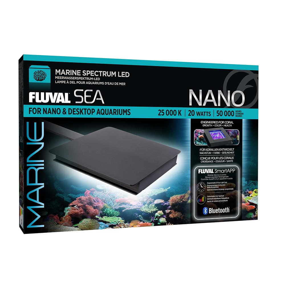 Marine Nano Bluetooth LED 20 W-marine lighting-Lincs Aquatics Ltd