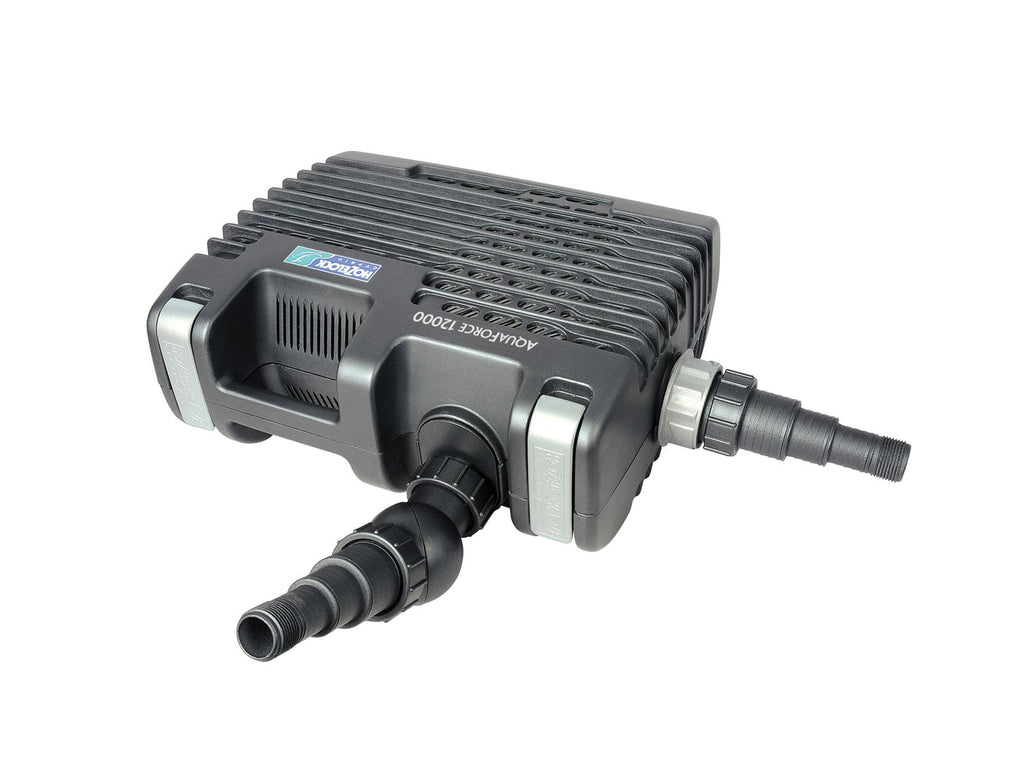 Hozelock Aquaforce 6000 filter pump-Filter Pumps-Lincs Aquatics Ltd