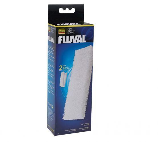 Fluval Foam Filter Block for 204/205/206/207 and 304/305/306/307 2 pieces-External Filters-Lincs Aquatics Ltd