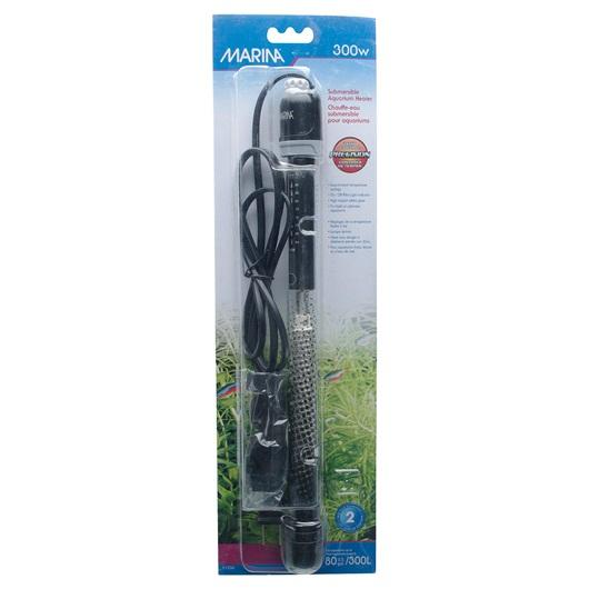 Marina Submersible Pre-Set Aquarium Heater 300W