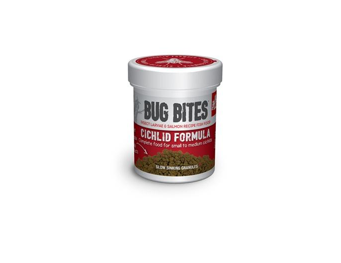 Fluval Bug Bites Cichlid Granule 45g-Dried Food-Lincs Aquatics Ltd