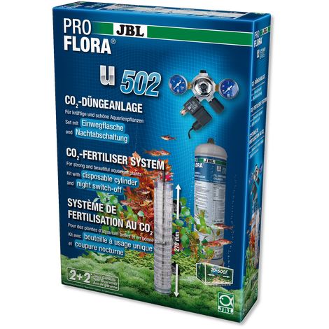 JBL ProFlora u502-CO2-Lincs Aquatics Ltd