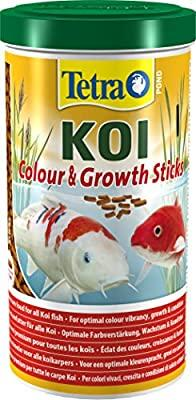 Tetra Koi Sticks Colour and Growth1 Litre-Tetra Pond Food-Lincs Aquatics Ltd