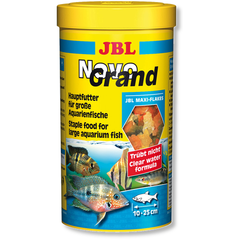JBL NovoGrand Flake Food-Dried Food-Lincs Aquatics Ltd