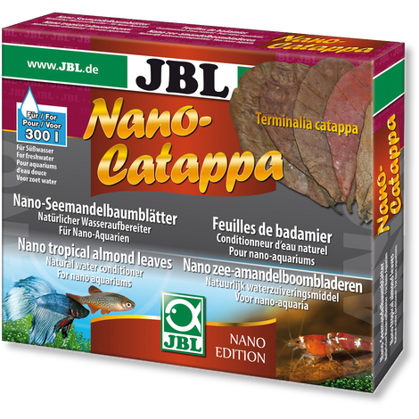 JBL Nano-Catappa-Water Conditioners-Lincs Aquatics Ltd