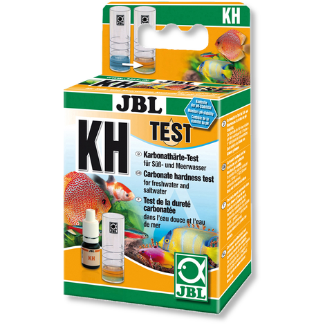 JBL KH Test Carbonate Hardness-Test Kits-Lincs Aquatics Ltd