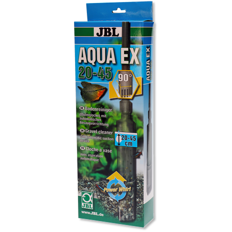 JBL AquaEX Set 20-45 Gravel cleaner