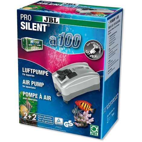JBL ProSilent a100-Aeration-Lincs Aquatics Ltd