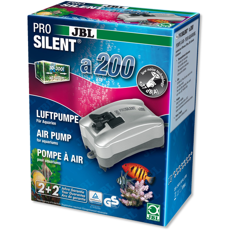 JBL ProSilent a200-Aeration-Lincs Aquatics Ltd