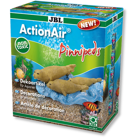 JBL ActionAir Pinnipeds-Decor-Lincs Aquatics Ltd