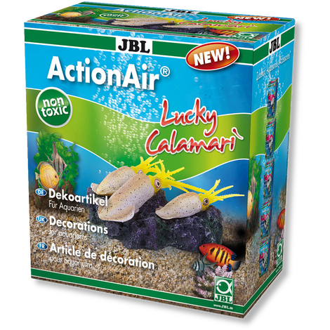 JBL ActionAir Lucky Calamari-Decor-Lincs Aquatics Ltd