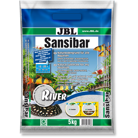 JBL Sansibar RIVER Sand-Substrates-Lincs Aquatics Ltd