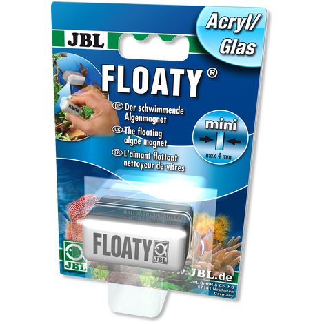 JBL Floaty Acryl/glass Magnetic Acrylic Safe Cleaner-Magnetic Cleaners-Lincs Aquatics Ltd