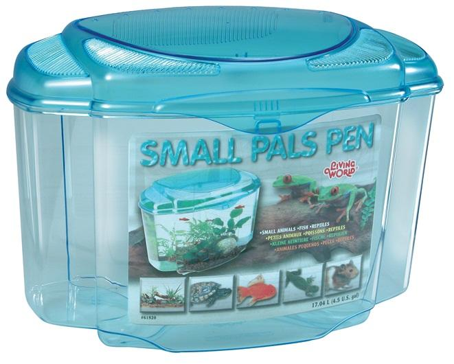 Living World Small Pals Pen Super Large 17.04l