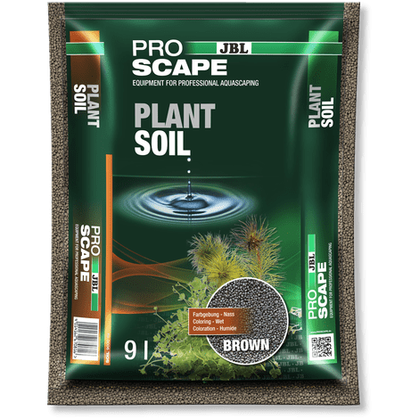 JBL ProScape PlantSoil BROWN-Fertiliser-Lincs Aquatics Ltd