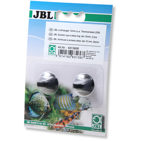 JBL Suction cup 12 mm-Pipework-Lincs Aquatics Ltd