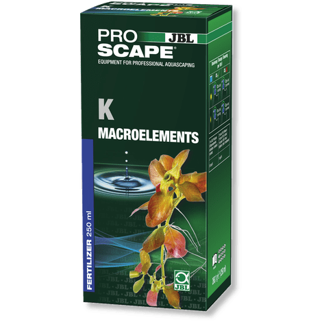 JBL ProScape K Macroelements 250ml-Fertiliser-Lincs Aquatics Ltd