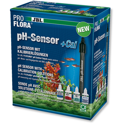 JBL ProFlora pH Sensor+Cal-JBL-Lincs Aquatics Ltd