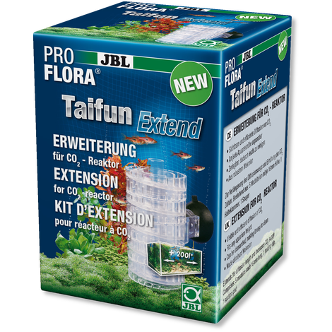 JBL ProFlora Taifun Extend-CO2-Lincs Aquatics Ltd