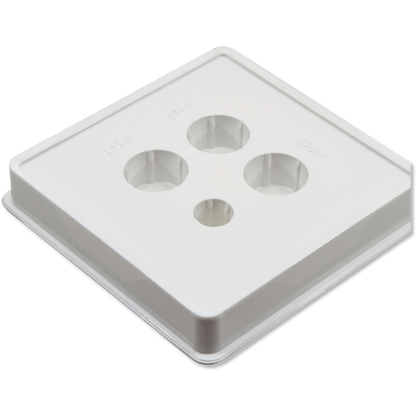 JBL ProFlora Cal tray for cuvettes-CO2-Lincs Aquatics Ltd