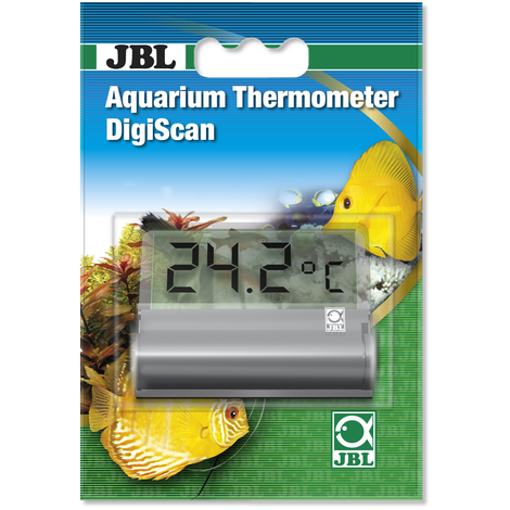 JBL Aquarium Thermometer DigiScan-Thermometers-Lincs Aquatics Ltd