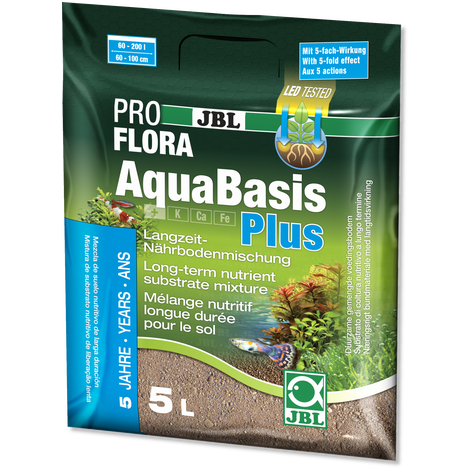 JBL AquaBasis plus 5l-Substrates-Lincs Aquatics Ltd