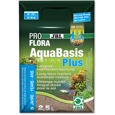 JBL AquaBasis plus 2.5l-Substrates-Lincs Aquatics Ltd