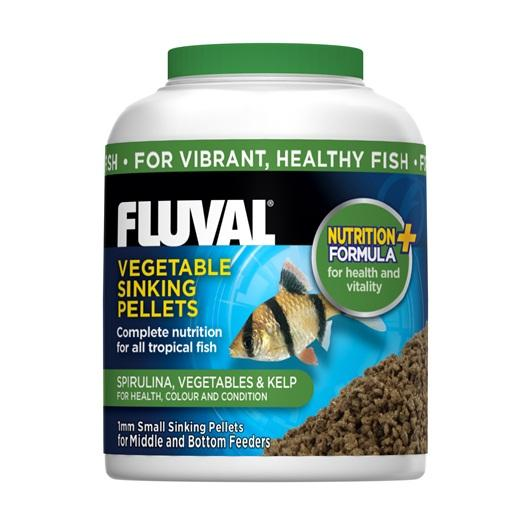Fluval Vegetable Small Sinking Pellets 90 g