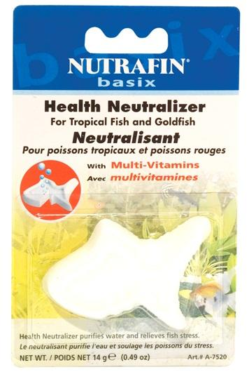 Nutrafin Goldfish Neutraliser Block-pH-Lincs Aquatics Ltd