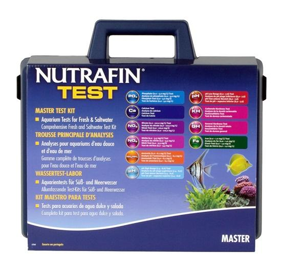 Nutrafin Master Test Kit-pH-Lincs Aquatics Ltd