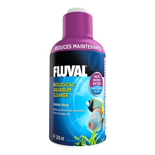 Fluval Biological Aquarium Cleaner 250ml-Water Conditioners-Lincs Aquatics Ltd