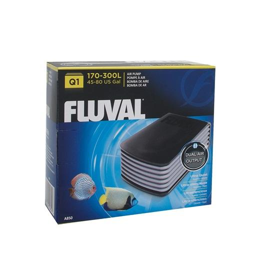 Fluval Q1 Air Pump-Aeration-Lincs Aquatics Ltd