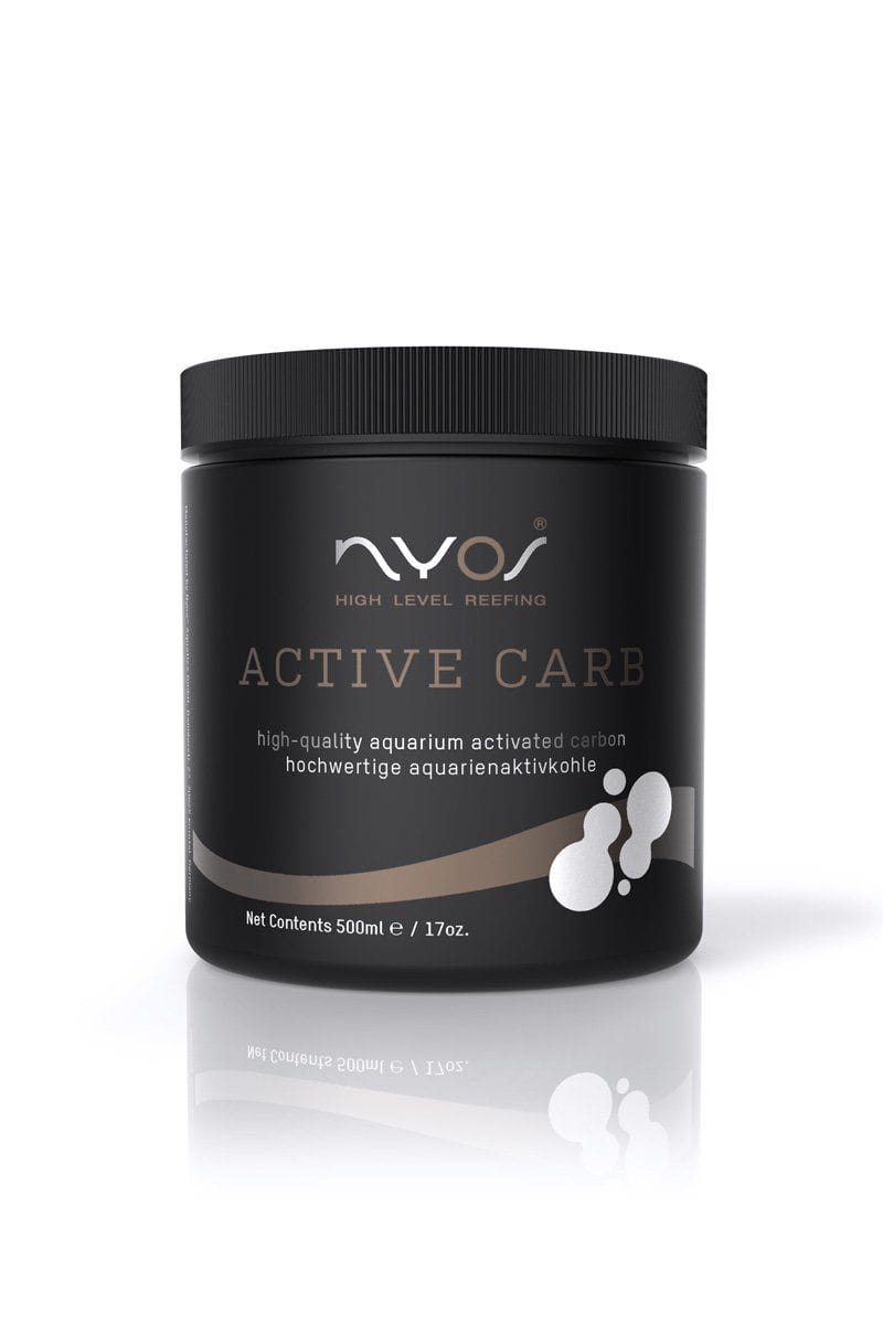Nyos Active Carb Carbon