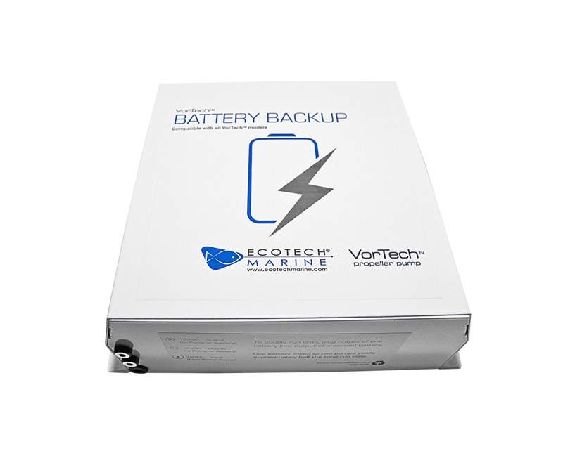 EcoTech Battery Backup for Vortech/Vectra