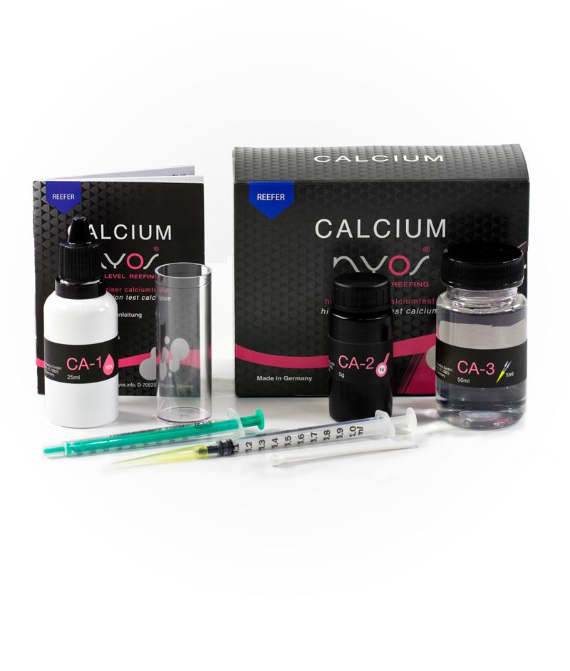 Nyos Calcium Reefer Test Kit-Test Kits-Lincs Aquatics Ltd
