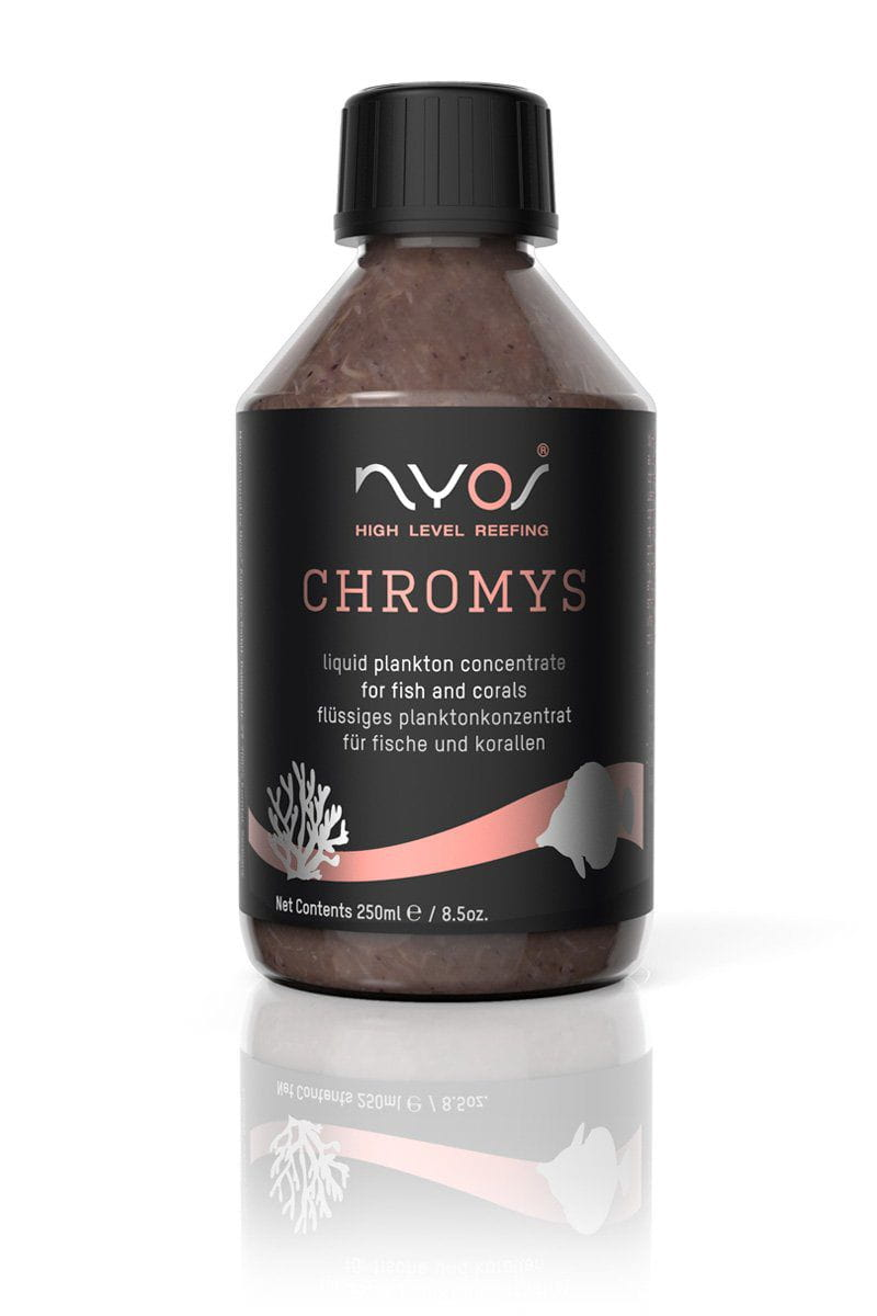 Nyos Chromys Food 250ml-Planktons-Lincs Aquatics Ltd